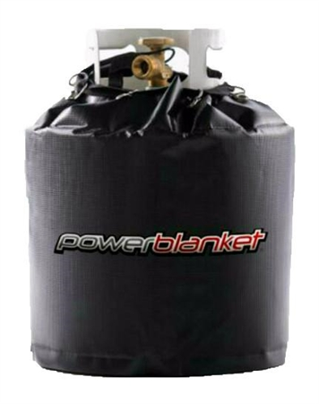 PowerBlanket GCW20 Gas Cylinder Heater - 20 lbs