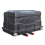 Let's Go Aero H00604 GearDeck Slideout Cargo Carrier with LED - Black - 17'