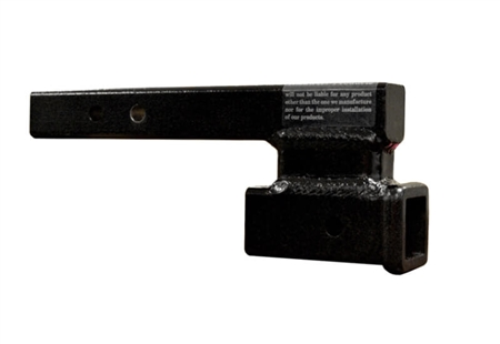 Ready Brute H-704EL Extra Long Class V Drop Receiver Hitch - 4""
