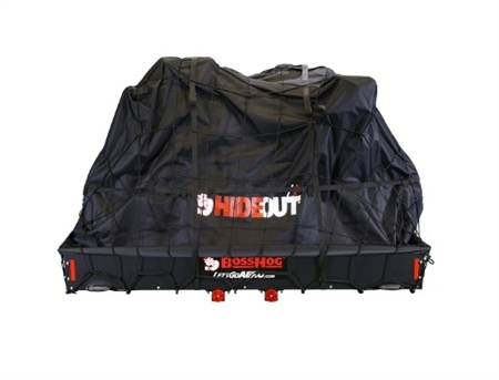 Let's Go Aero H01564 HideOut Bike Transport Cargo Carrier Cover