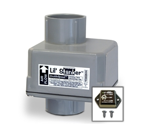 "LSL Products ILAC-2.0 120 VAC In Line Holding Tank Deodorizer Fan 2.0"" I.D."