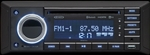 Jensen JWM72A RV Bluetooth Stereo with App Control