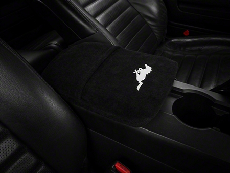 Konsole Armour 2005-2009 Ford Mustang Center Console Cover