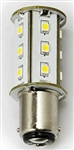 Bee Green LBA15D18WW Double Bayonet 360-Degree LED Lightbulb - 231 Lumens - Warm White