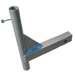 Flagpole To Go LD-HM Large Diameter Hitch Mount