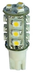 Bee Green LT1015WW T10 Tower Wedge LED Lightbulb - 148 Lumens - Warm White