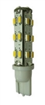 Bee Green LT1027ACCW T10 Tower Wedge LED Lightbulb - 107 Lumens - Cool White
