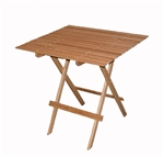 Blue Ridge LTB04-W Highlands Folding Table