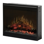 "Dimplex 26"" Plug-In Electric Fireplace"