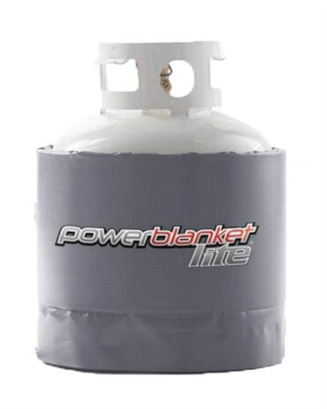 PowerBlanket PBL20 Gas Cylinder Band Style Heater - 20 lbs