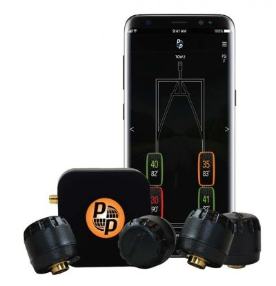 PressurePro PULSE Pulse Tire Pressure Monitoring System Kit - 4 Sensors