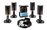 Bigfoot Wireless Leveling System Class C Ford E-450 Motor homes