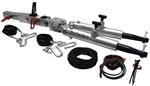 Ready Brute RB-9050-2 Elite II Tow Bar And Brake Combo