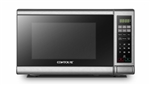 Contoure RV-787S-UCKIT 0.7 Cu. Ft. Stainless Steel RV Microwave with Under-the-Cabinet Kit