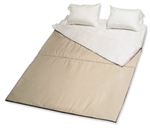 RV Superbag RVK-TP-SH310 Tan King Sleep System 300 Count Sheets