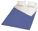 RV Superbag RVQ-NV-SH310 Navy Blue Queen Sleep System 300 Count Sheets