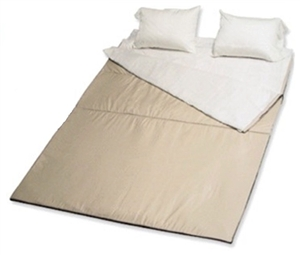 RV Superbag RVQ-TP-SH310 Tan Queen Sleep System 300 Count Sheets