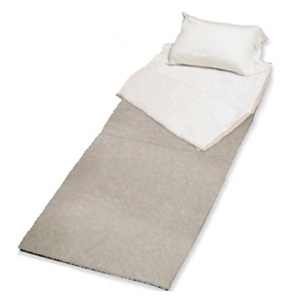 RV Superbag RVS-BTP-SH310 Burnished Taupe Single Sleep System 300 Count Sheets