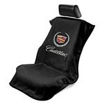 Seat Armour SA100CADB Cadillac Seat Cover, Black