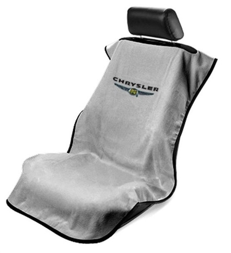 Seat Armour SA100CHRG Chrysler Seat Cover, Gray