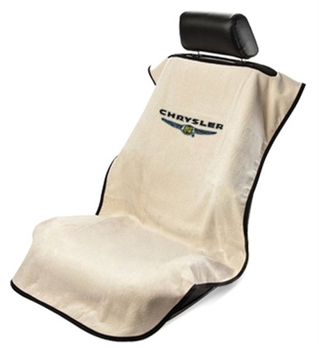 Seat Armour SA100CHRT Chrysler Seat Cover, Tan