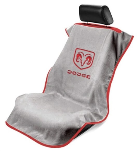 Seat Armour SA100DODG Dodge Car Seat Cover - Gray