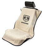 Seat Armour SA100DODT Dodge Car Seat Cover - Tan