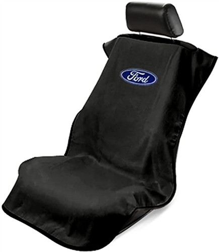 Seat Armour SA100FORB Ford Car Seat Cover - Black