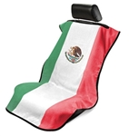 Seat Armour SA100MEXFL Mexican Flag Seat Cover