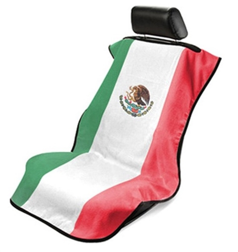 Mexican Flag Seat Armour SA100MEXFL