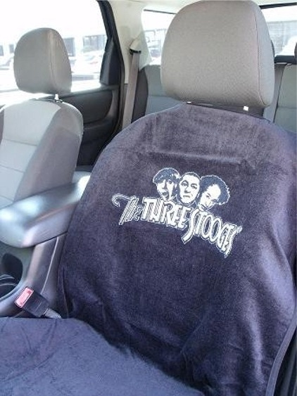 Seat Armour Sa100stoog Three Stooges Seat Cover