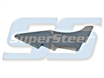SuperSteer Idler Gussett - Mounting Bracket Support