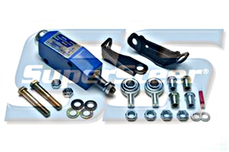 SuperSteer Idler and Arm Brace Kit - Complete Assembly - 6 Lug