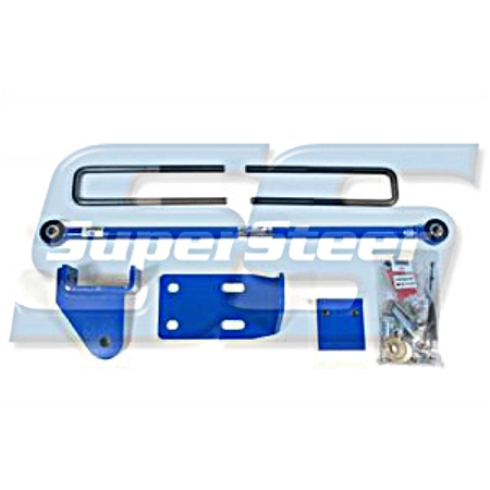 SuperSteer P32 Rear Trac Bar with U-Bolts (Rear Disc)