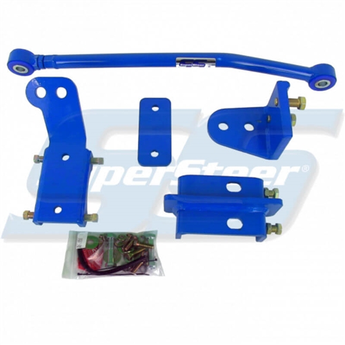 SuperSteer SS400 Rear Trac Bar for Ford F53 Class A 14K-18K GVW