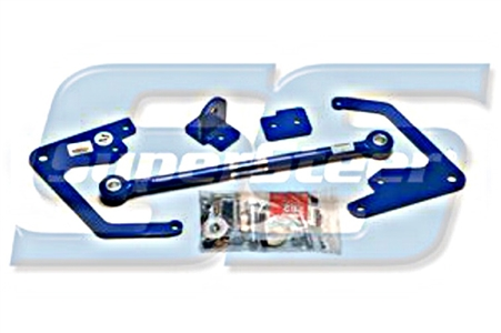 Super Steer F53 Rear Trac Bar, 20-22000 GVW (Bolt in 3rd Member)