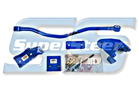 SuperSteer E450 04 and Up Rear Trac Bar
