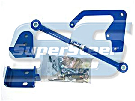 Super Steer Ford F-53/F-5D 24-26000 GVW Rear Trac Bar