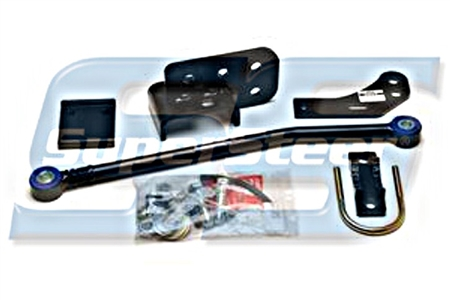 Super Steer Chevy 1500/2500/3500 Pickup Rear Trac Bar