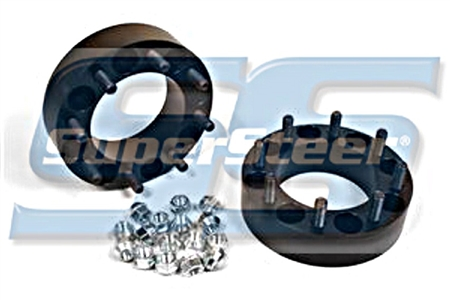 SuperSteer SuperTrac Wheel Spacer - Front Wheel Drive GMC M/H Chassis