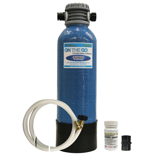 On The Go OTG4-StdSoft Portable Standard Soft RV Water Softener