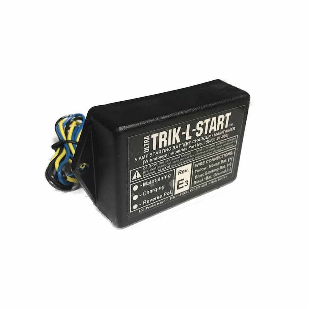 LSL Products TLS-OEM 5 Amp Starting Battery Charger