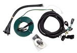 Demco 9523129 Towed Connector Wiring Kit For 2007-2017 Jeep Wrangler