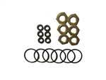 TST TST-MISC-ORING-FT-LOCKNUT Replacement O-Ring Kit for Flow Through Systems