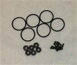 TST TST-MISC-ORING-RV Replacement O-Ring Kit for Cap Sensor Systems