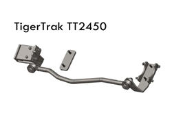 Blue Ox TT2450 TigerTrak Ford '05-'16 E-450 Chassis Class C Rear Trac Bar Kit