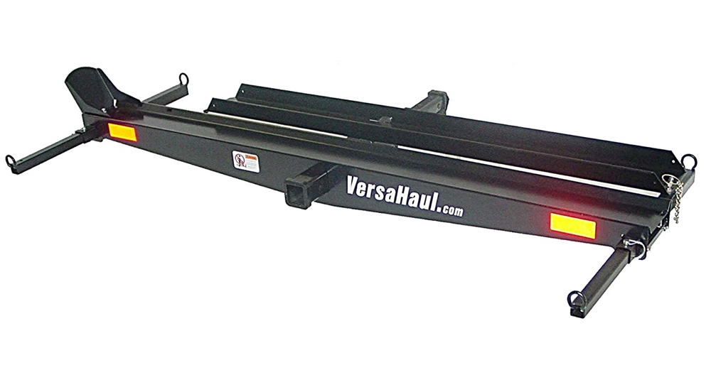 Versa Haul Vh 55 Ro Single Motorcycle Carrier Ramp Included