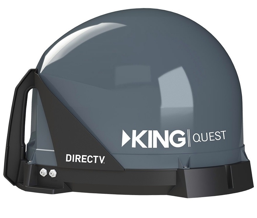 Satellite Tv For Rv >> King Vq 4100 Quest Satellite Tv Antenna
