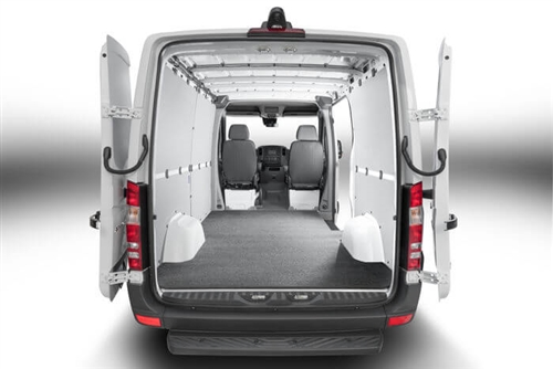 "BedRug VRMS06M VanRug Cargo Mat - Mercedes/Dodge Sprinter - 144"" Wheel Base"