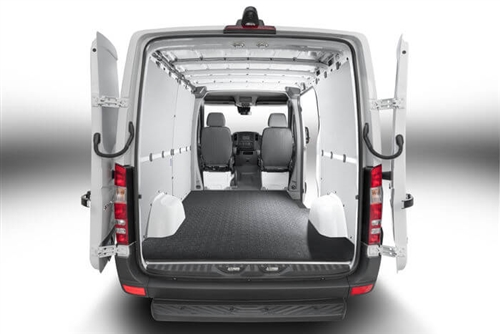 "BedRug VTMS06M VanTred Cargo Mat - Mercedes/Dodge Sprinter - 144"" Wheel Base"